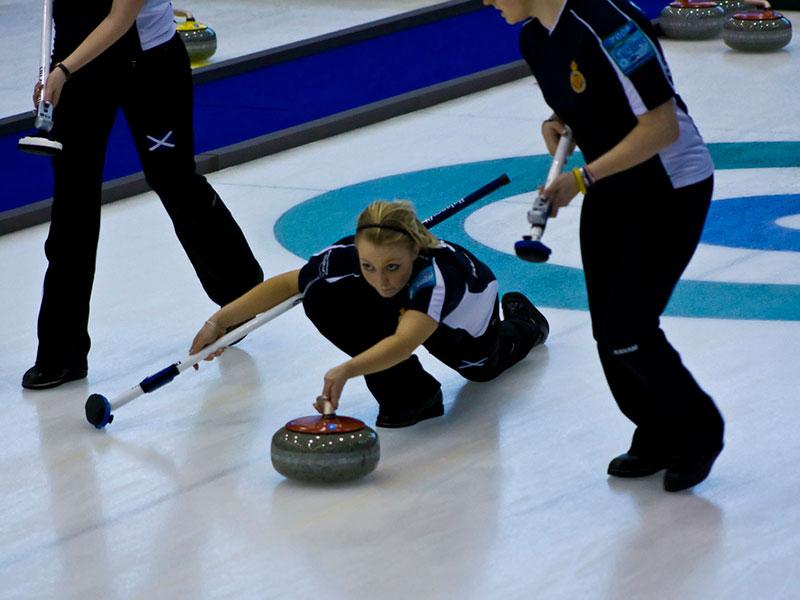 Het Curlingsyndroom